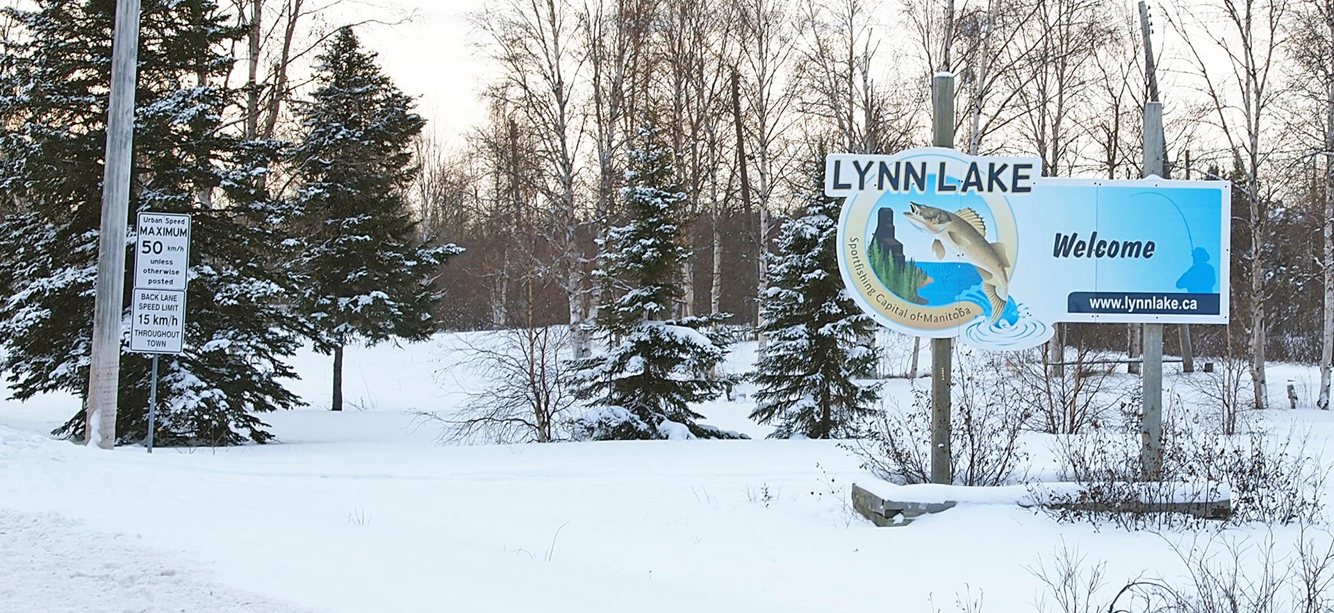 Welcome to Lynn Lake